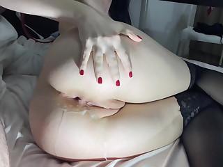 ANAL SEX CUM IN Bore