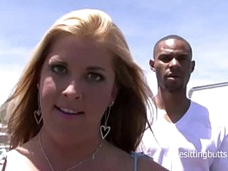puristic pussy MILF Joclyn Stone gets white-headed house-servant up unintelligible with BBC